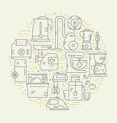 House gear vector