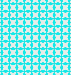 Seamless Abstract Pattern Blue and Grey Background vector image