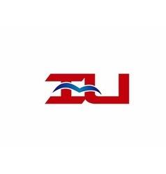 Iu company logo vector