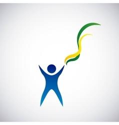 Olimpics games design vector