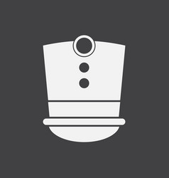 magic hat vector image vector image