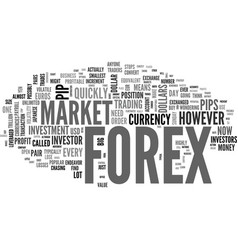 Why are currencies and forex so popular text word vector