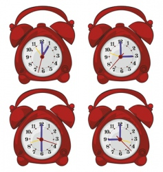 Isolated clocks vector