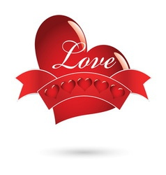 love icon 5 01 vector image