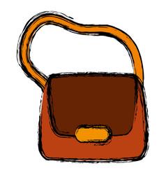 handbag icon image vector image