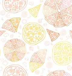 PizzaItaliana5 vector image