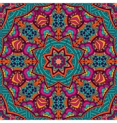 Abstract tribal pattern ornamental vector