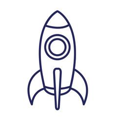 spacecraft base flat vector image