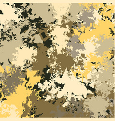 military camouflage background vector image