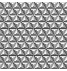 3d triangle seamless pattern vector