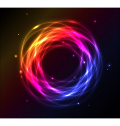 Plasma background vector
