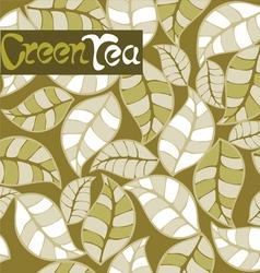 tea3 vector image