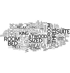 Atwood house text word cloud concept vector