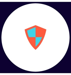Protection computer symbol vector
