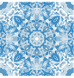Wallpaper in the style of baroque a seamless vector