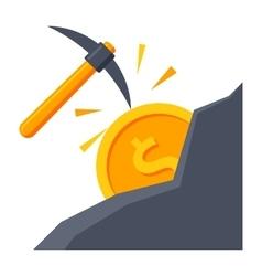 Making Money Icon vector image