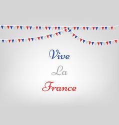 France national day bastille vector