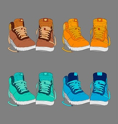 Shoes vector