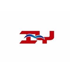 Iy company logo vector