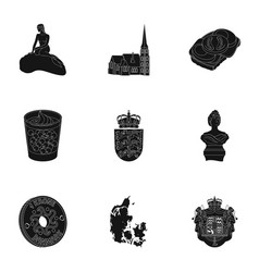 Kopeck money crown and other web icon in black vector