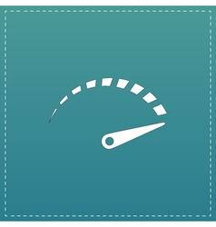 Performance measurement icon vector