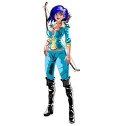 Archer18 vector