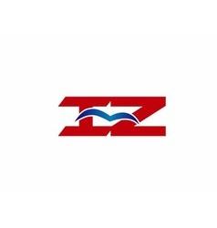 Iz company logo vector