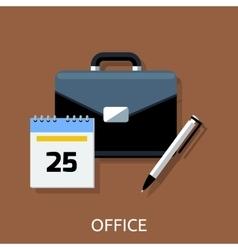 Management tools concept vector