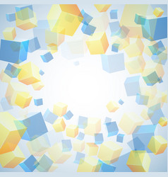 Abstract background multicolored for design vector