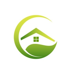Eco-house-380x400 vector