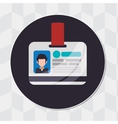 Human resources icon design vector