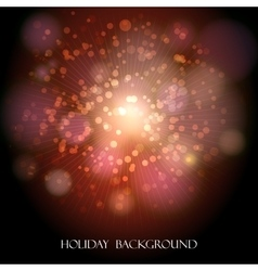 Festive holiday background vector