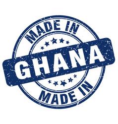 Made in ghana vector