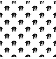 Living dead pattern vector