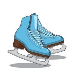 Skates vector