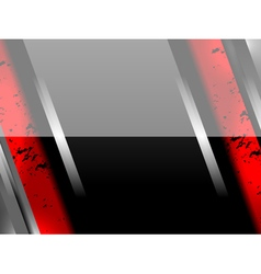 Template dark background vector