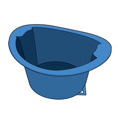 Basin vector image