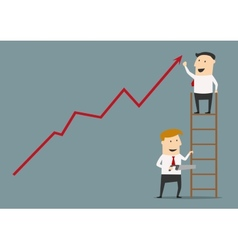 Unfair business practices flat concept vector
