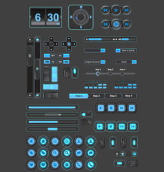 Carbon gui vector