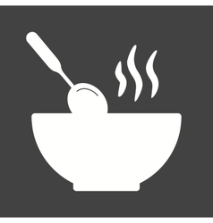 Hot food vector