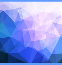low poly background vector image