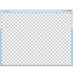 Blank image vector