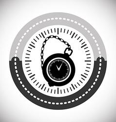 Clock design vector