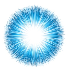 Light explosion vector