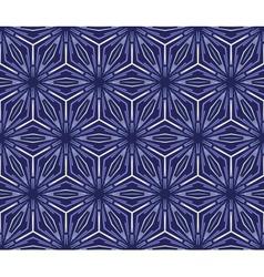 ethnic modern geometric seamless pattern ornament vector image vector image