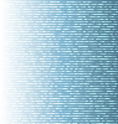 Blue technology background vector