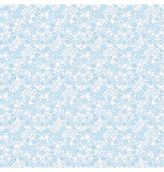 Blue spots and blots background vector