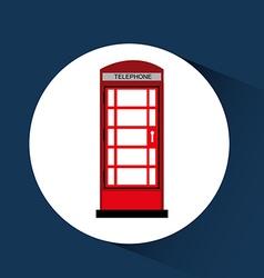 london city design vector image