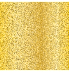 Seamless golden pattern Gold texture for design vector image