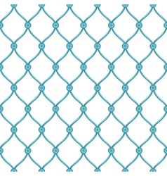 Abstract architectural detail for forged fence vector